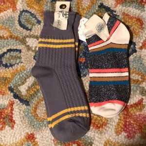 Free People Ankle Socks Set